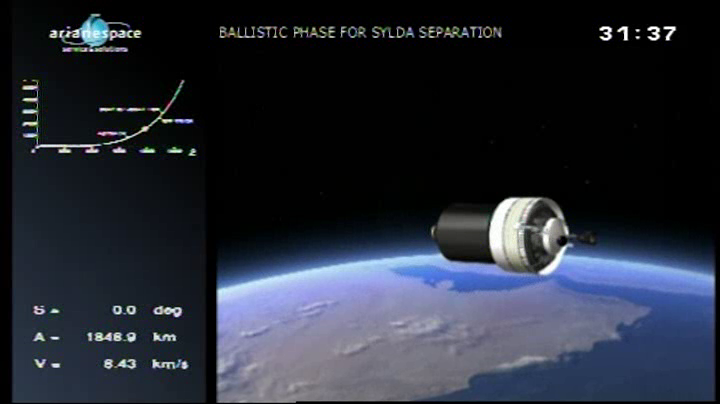 Ariane 5 ECA VA203 / ASTRA 1N + BSAT-3c - (06/08/11) - Page 5 Vlcsn140