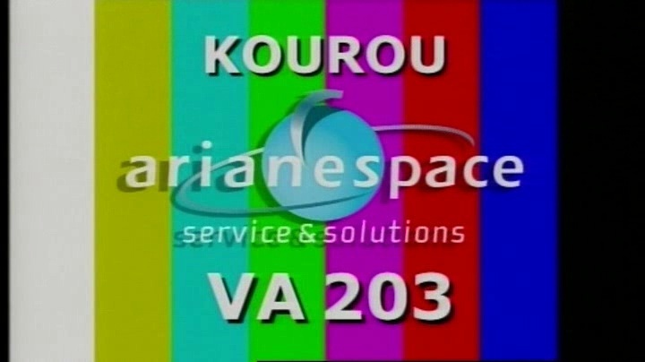 Ariane 5 ECA VA203 / ASTRA 1N + BSAT-3c - (06/08/11) Vlcsna10