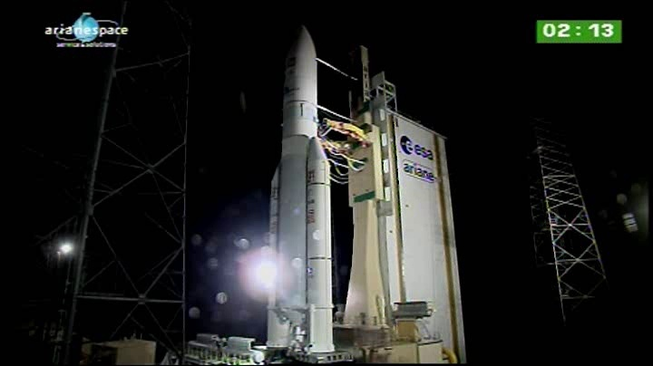 Ariane 5 ECA VA203 / ASTRA 1N + BSAT-3c - (06/08/11) - Page 4 Vlcsna19