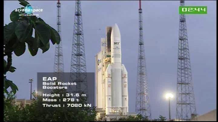 Lancement Ariane 5 VA204 / SES 2 + Arabsat 5C - 21 septembre 2011 [succès] - Page 3 Vlcsna36