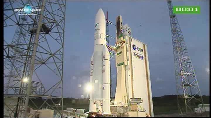 Lancement Ariane 5 VA204 / SES 2 + Arabsat 5C - 21 septembre 2011 [succès] - Page 3 Vlcsna45