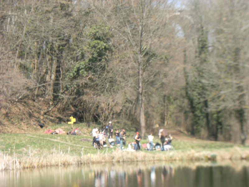 Pique nique aux étangs de Rives: Le 25 MARS!!!! C'est fait, photos et vidéos à partir de la P9. - Page 7 Etangs13