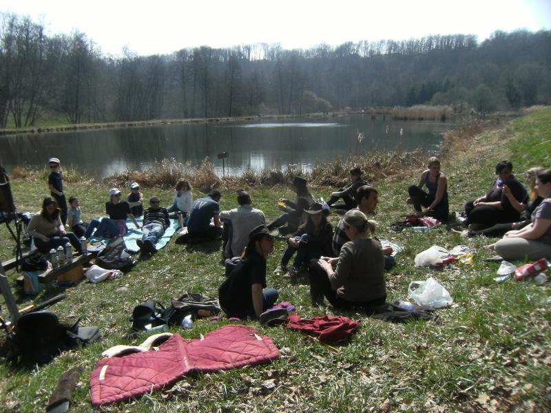 Pique nique aux étangs de Rives: Le 25 MARS!!!! C'est fait, photos et vidéos à partir de la P9. - Page 7 Etangs14