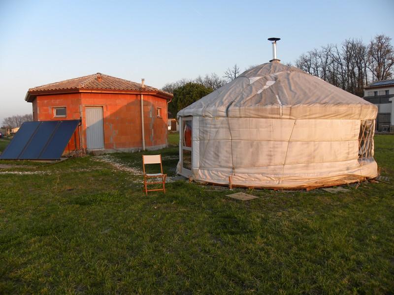 Charente-Maritime, un hébergement insolite Yourte10