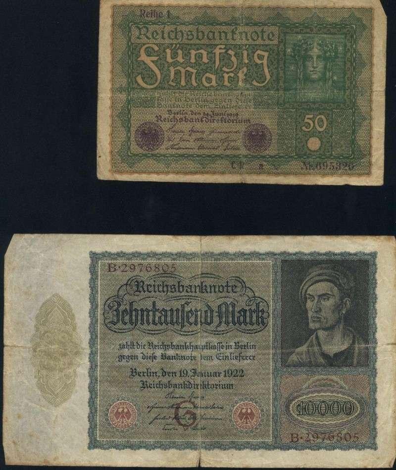 Billetes de Alemania Billet18