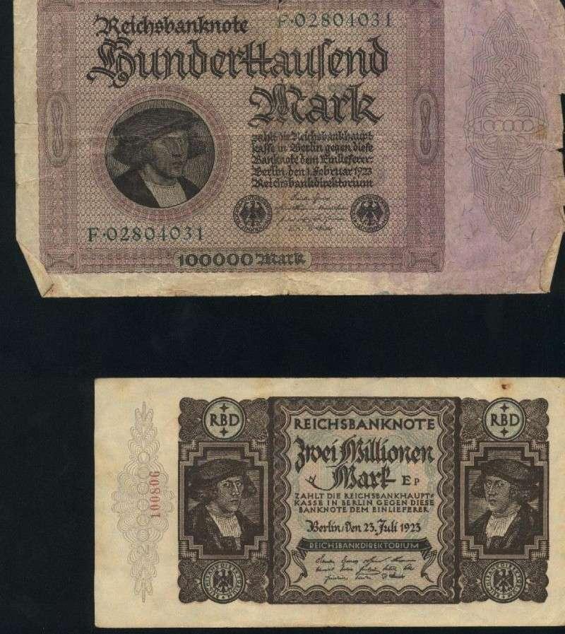 Billetes de Alemania Billet19
