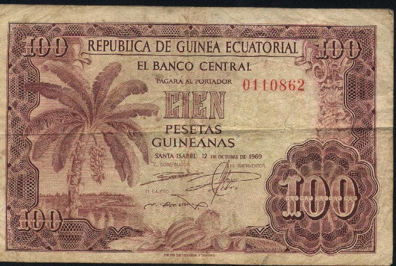 billetes coloniales españoles Bllete10