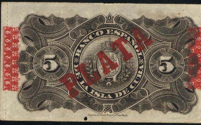 billetes coloniales españoles Bllete13