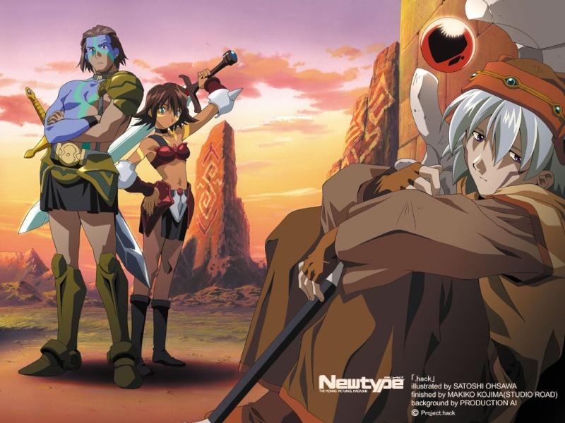 Image manga (Anime) Hack2010
