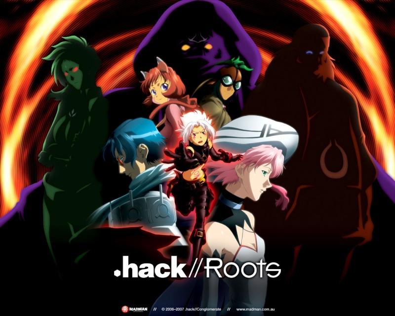 Image manga (Anime) Hackro10
