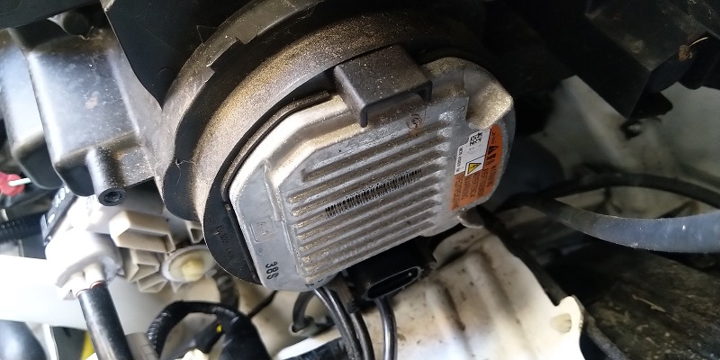 S-CROSS TYPE 1 XENON HEADLIGHT UPGRADE 412