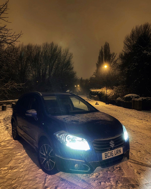 SHOW US YOUR S-CROSS! 54479710
