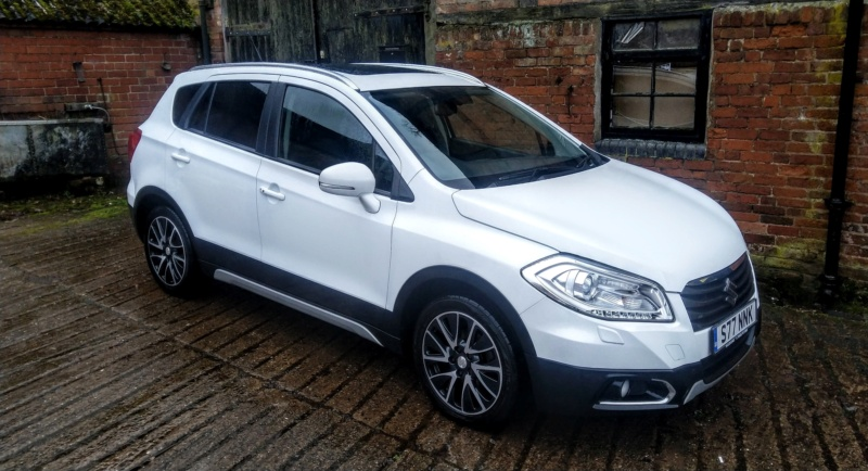 SHOW US YOUR S-CROSS! Image12