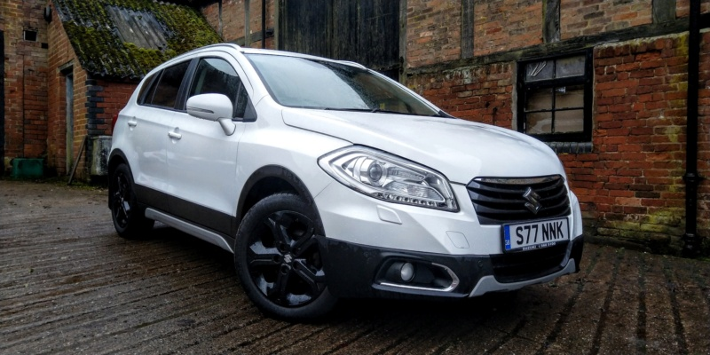 SHOW US YOUR S-CROSS! Image14