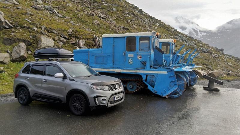 GROSSGLOCKNER  HIGH ALPINE ROAD AUSTRIA Img_2024