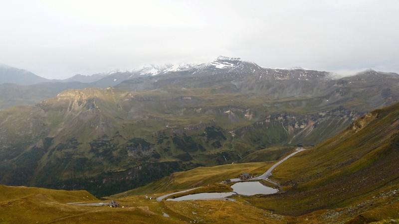 GROSSGLOCKNER  HIGH ALPINE ROAD AUSTRIA Img_2031