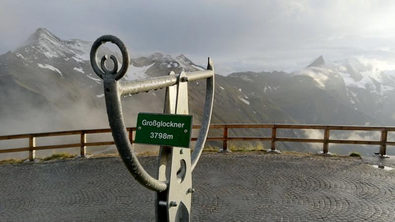 GROSSGLOCKNER  HIGH ALPINE ROAD AUSTRIA Img_2032