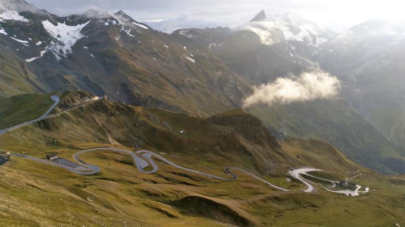 GROSSGLOCKNER  HIGH ALPINE ROAD AUSTRIA Img_2033