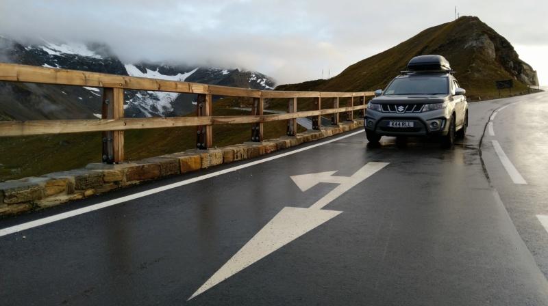 GROSSGLOCKNER  HIGH ALPINE ROAD AUSTRIA Img_2037