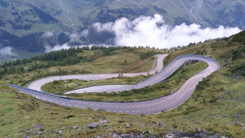 GROSSGLOCKNER  HIGH ALPINE ROAD AUSTRIA Img_2038