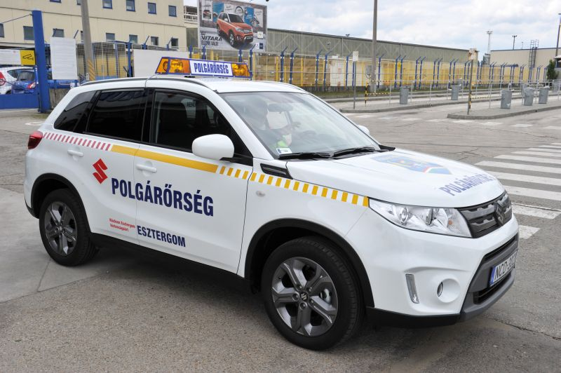 Police Vitara ? Polgar10