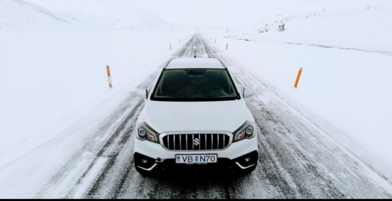 ICELAND BY VITARA **CAUTION VERY PICTURE HEAVY** Screen77