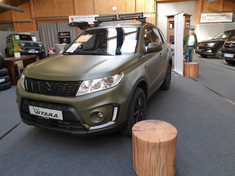 JAGD (HUNTING) VITARA GERMANY Suzuki28