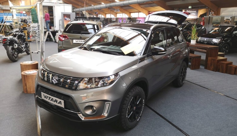 JAGD (HUNTING) VITARA GERMANY Suzuki29