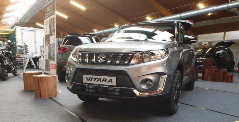 JAGD (HUNTING) VITARA GERMANY Suzuki30