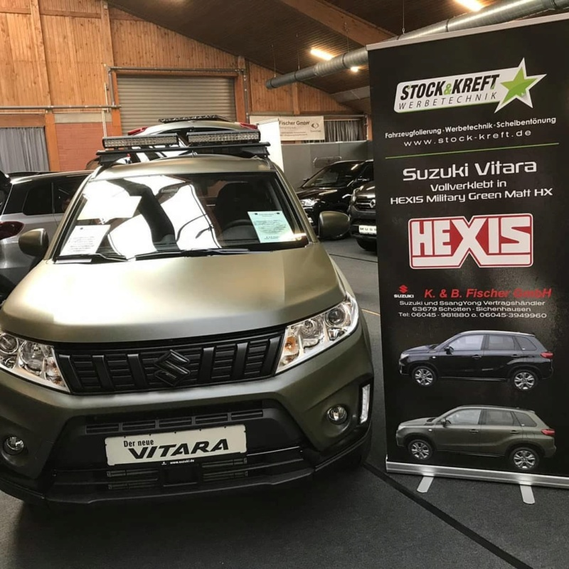 JAGD (HUNTING) VITARA GERMANY Suzuki32