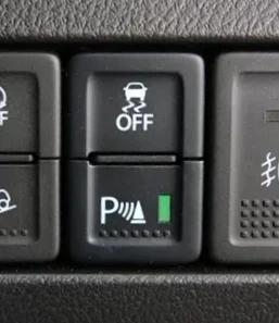 front parking sensors Suzuki66