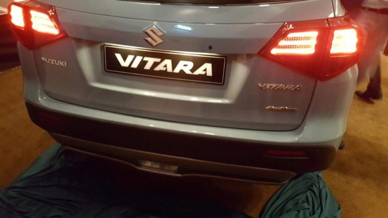 2019 VITARA II Vit410