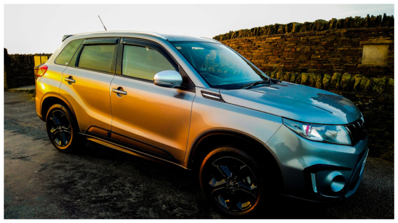 the sun is just up. Vitara21