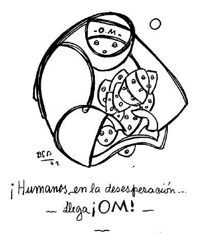 """hombre - El contactado Benjamín Solari Parravicini (el """"Nostradamus"""" argentino) Om210"""