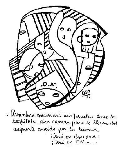 """hombre - El contactado Benjamín Solari Parravicini (el """"Nostradamus"""" argentino) Om310"""