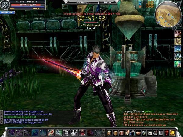 Jln2 Carik Boss, Forgotten Ruin Cabal10