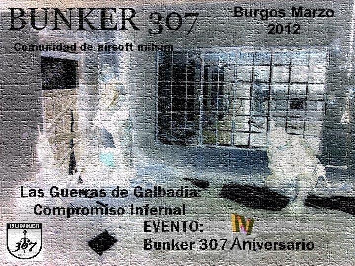 Partida IV Aniversario BUNKER 307 (24-03-2012) Cartel10