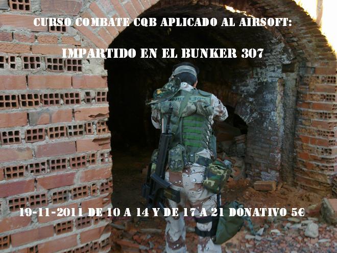 Curso combate CQB aplicado al AIRSOFT Dibucq10