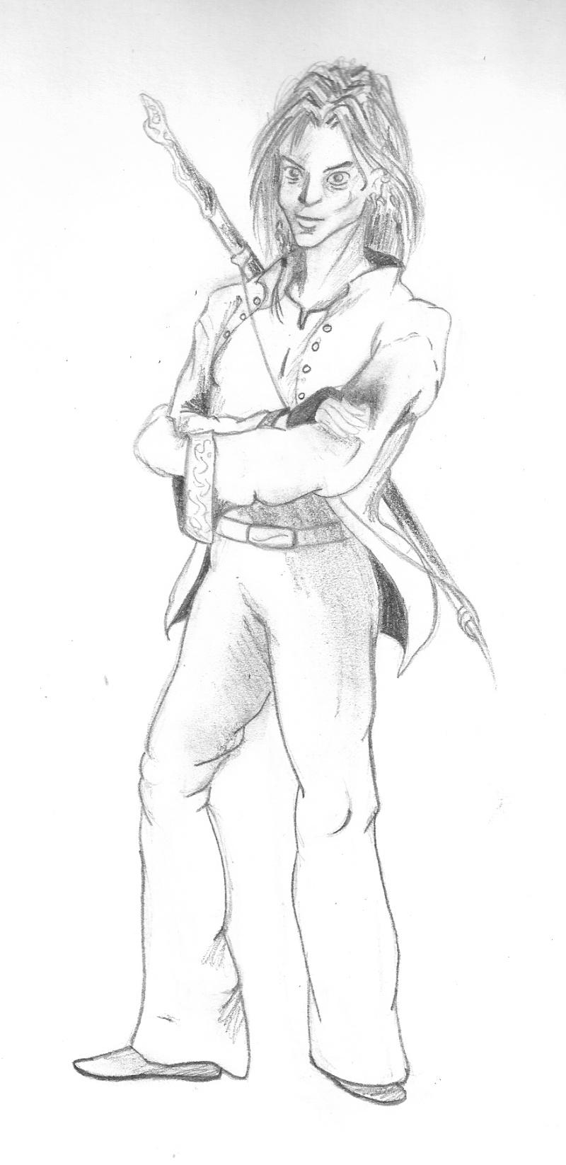 Quelques personnages fantasy Josef10