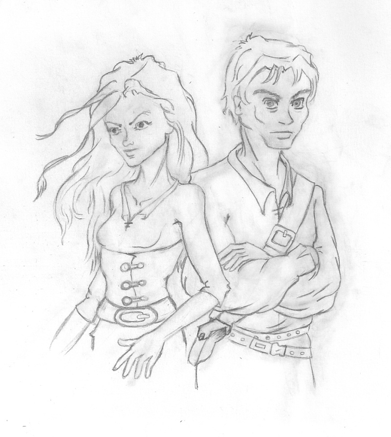 Quelques personnages fantasy Kilian10