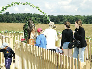 Во Львовской области проявился лик Богородицы 90658_10