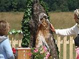 Во Львовской области проявился лик Богородицы 90661_10