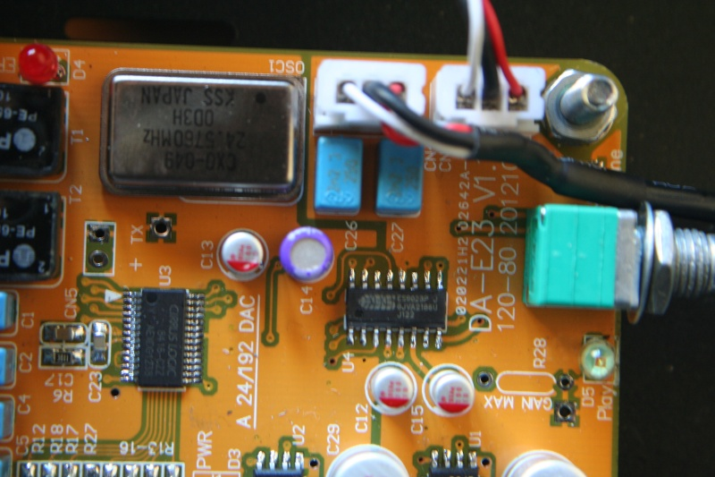PRESO!! Nuovo Sabre DAC ES9023 uscita digitale e Toslink  Img_8412