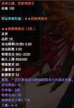[W2i] - Giới thiệu một số vũ khí mới trong phiên bản Thiên Nộ Thần Phạt 216