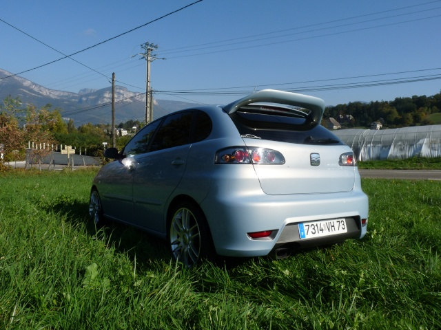 [SEAT IBIZA 6L][73] Ibiza Cupra réplica - ma fifille a moi - Page 2 P1080013