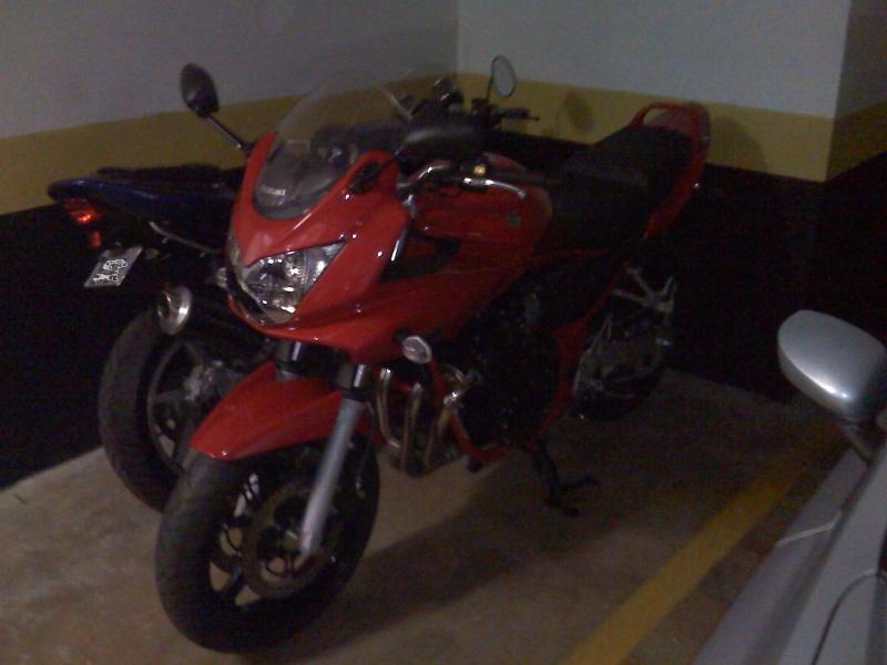 Mais uma B650S - Vermelha Bandid11