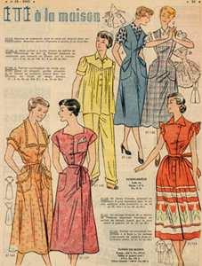 1950's Fashion Ladies29