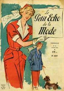 1950's Fashion Ladies30