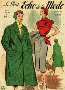 1950's Fashion Ladies31