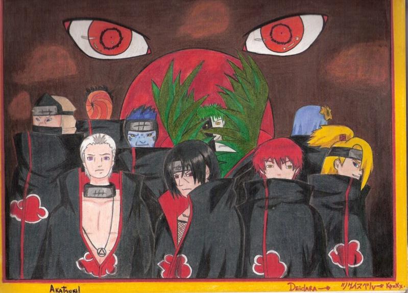 Estos son mis Fan Art!!... Akatsu17